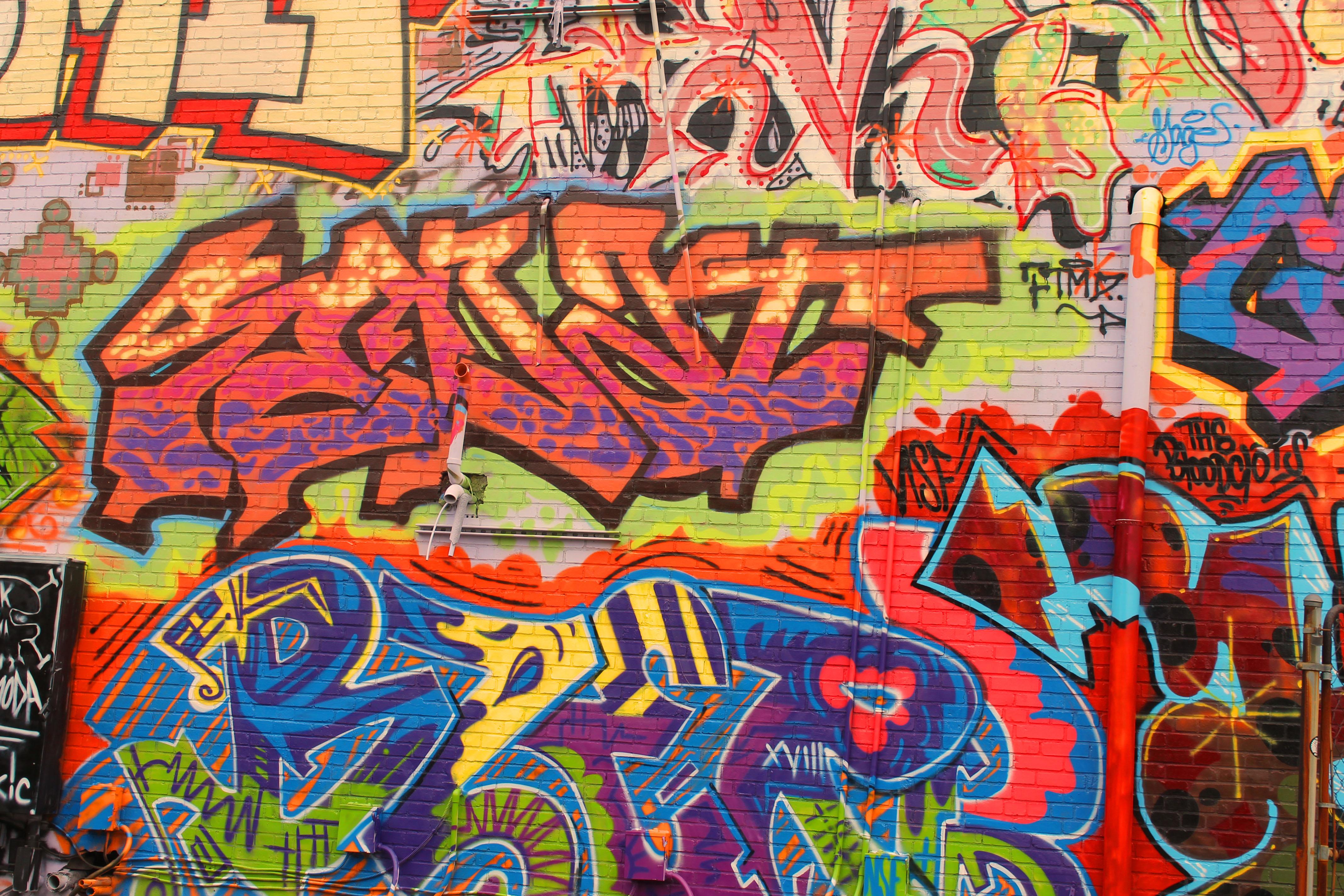 Graffiti wall pictures - Graffiti Wall Writing Graffiti Wall Writing 6
