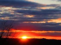 NATURE'S SUNRISE & SUNSETS