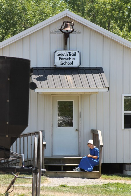 Amish Schoolhouse