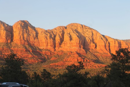 Red Mountains of Sedona
