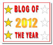 Blog of the Year Award 3 star thumbnail