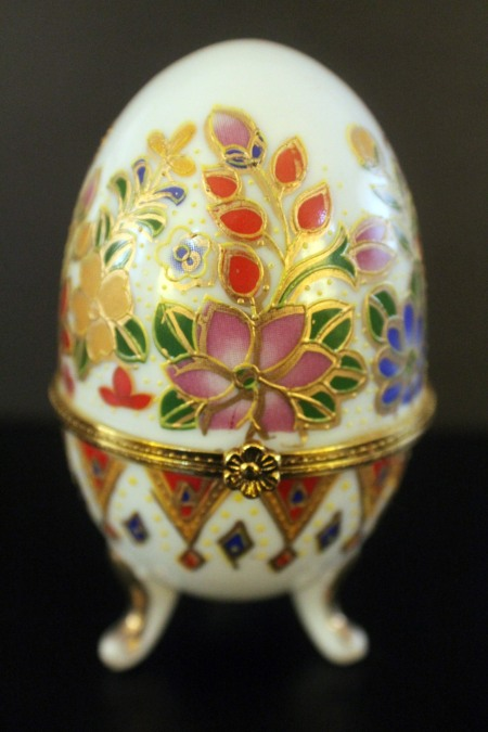 Brittany's Faberge' Egg
