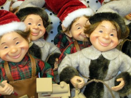 Happy Elves