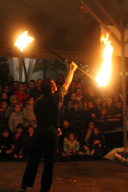 FIRE PERFORMER 6