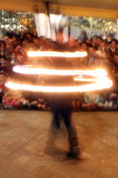 FIRE PERFORMER 10