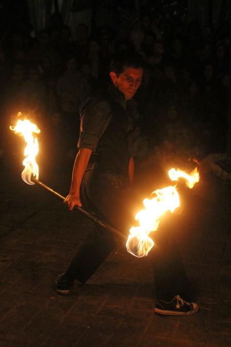 FIRE PERFORMER 12
