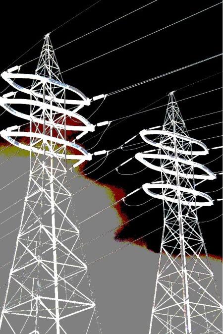 sunset power linesP